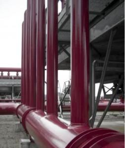 Промышленная краска для защиты металлов